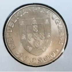 Portugal - 100 Escudos -1981 - Ano Inter. Deficiente