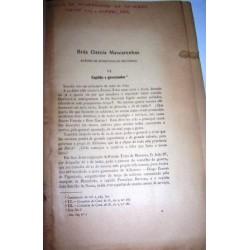 Coimbra - Revista da Universidade 1922