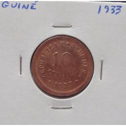Guiné - 10 Centavos - 1933