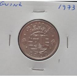 Guiné - 5 Escudos - 1973