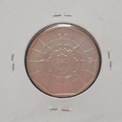 Portugal - 20 Escudos - 2001 - Unc
