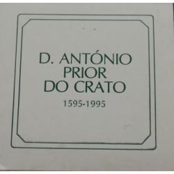 Portugal - 1995 - D. Ant. Prior do Crato - Proof / Prata