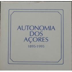 Portugal - 1995 - Aut. Açores - Proof / Prata