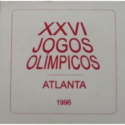 Portugal - 1996 - J. O. Atlanta - Proof / Prata