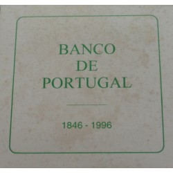 Portugal - 1996 - Banco de Portugal - Proof / Prata