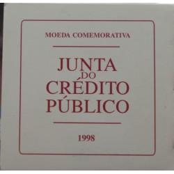 Portugal - 1998 - Crédito Público - Proof / Prata
