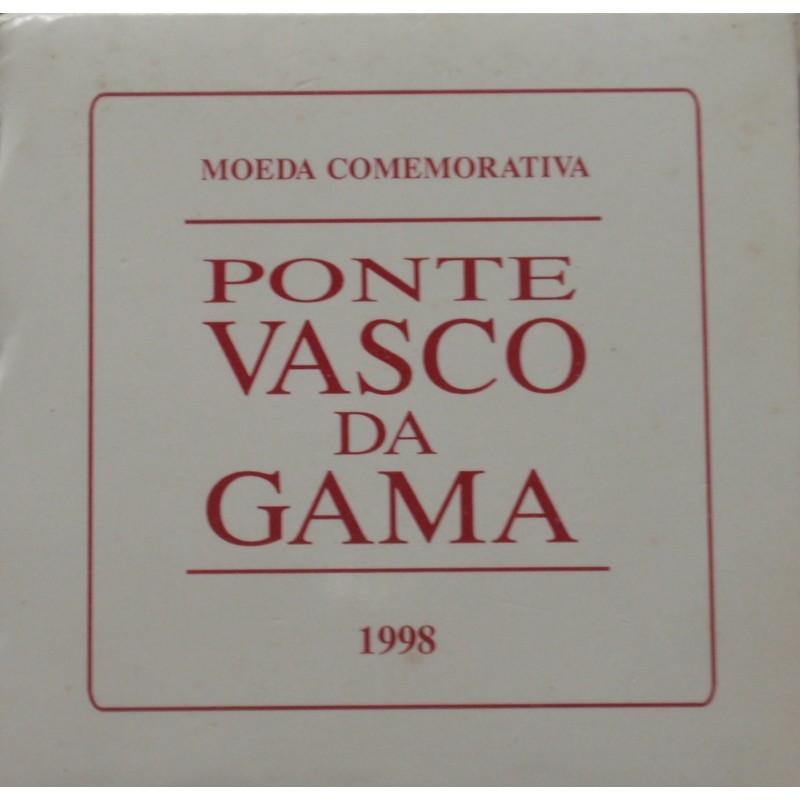 Portugal - 1998 - Ponte Vasco da Gama - Proof / Prata