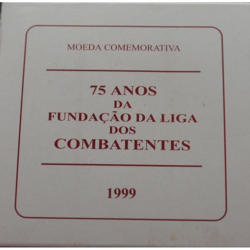 Portugal - 1999 - Liga dos Combatentes - Proof / Prata