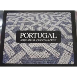 Portugal - Série Anual 2010 - Proof