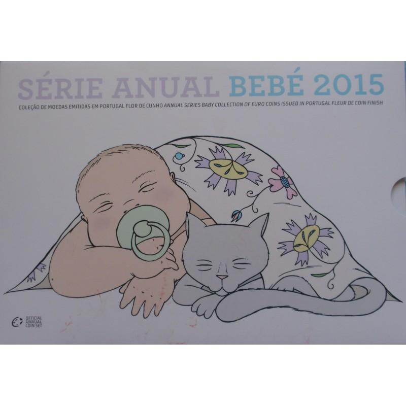 Portugal - Série Anual 2015 - Bebé