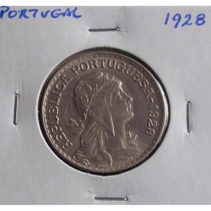 Portugal - 1 Escudo - 1928