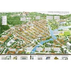 Mapa da Cidade de Tomar