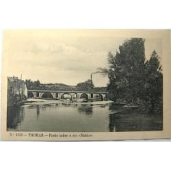 Thomar - Ponte sobre o Rio Nabão