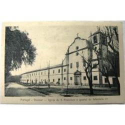 Thomar - Igreja de S. Francisco e Quartel de Infantaria 15