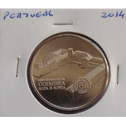Portugal - 2,50 Euro - 2015 - Coimbra - Serie Unesco