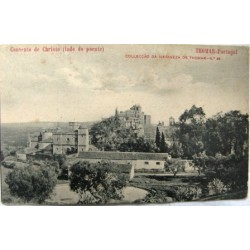 Convento de Cristo - lado poente