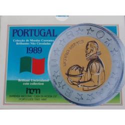 Portugal - Série Anual 1989 - BNC