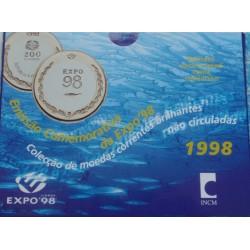 Portugal - Série Anual 1998 - BNC