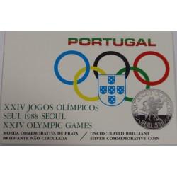 Portugal - J. O. Seul - BNC / Prata