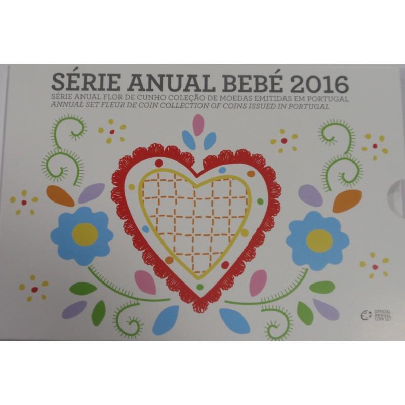 Portugal - Série Anual 2016 - Bebé