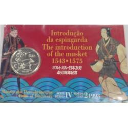 Portugal -IV Série dos Descobr. - Espingarda - BNC/Prata