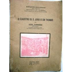 O Claustro de D. João III em Thomar