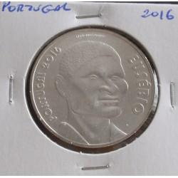 Portugal - 7,50 Euro - 2016 - Eusébio