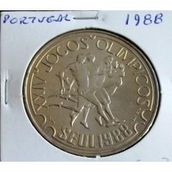 Portugal - 250 Escudos -1988 - J. O. Seul 1988