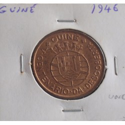 Guiné - 1 Escudo - 1946 - Unc
