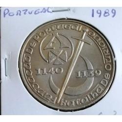 Portugal - 250 Escudos -1989 - Fundação De Portugal
