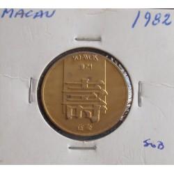 Macau - 50 Avos - 1982 - Unc