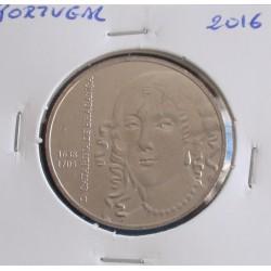 Portugal - 5 Euro - 2016 - D. Catarina de Bragança