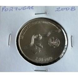Portugal - 2 1/2 Euro - 2008 - Alto Douro Vinhateiro