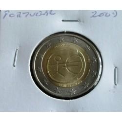 Portugal - 2 Euro - 2009 - 10 Anos Do Euro