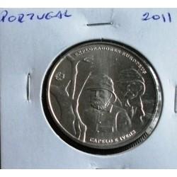 Portugal - 2,50 Euro - 2011 - Exploradores Europeus - Capelo e Ivens