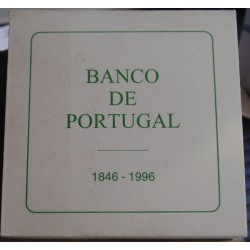 Portugal - 1996 - Banco de Portugal - Proof / Prata / Ouro