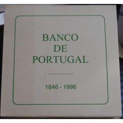 Portugal - 1996 - Banco de Portugal - Proof / Prata / Ouro