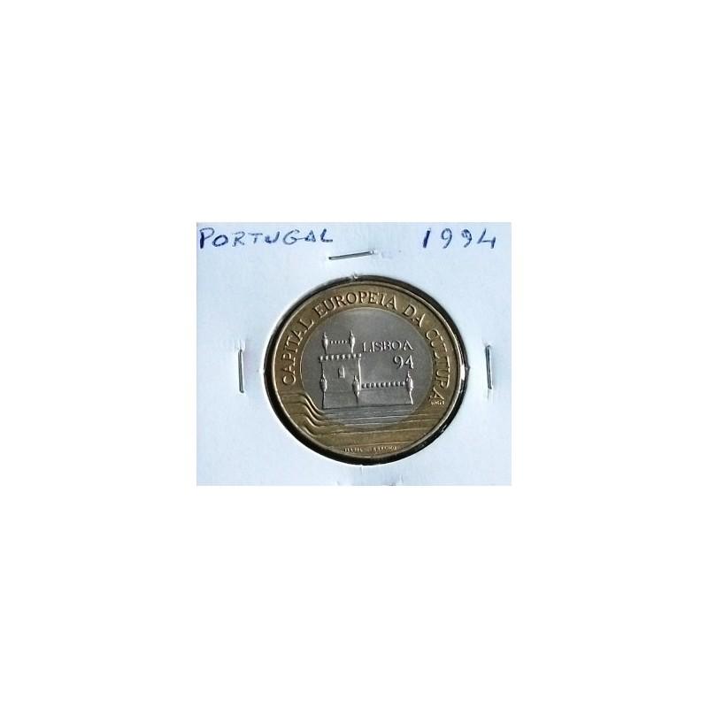 Portugal - 200 Escudos -1994 - Lisboa 94 Capital Europeia Da Cultura
