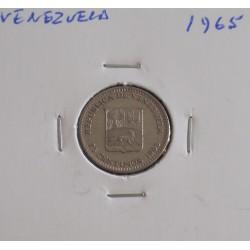 Venezuela - 25 Centimos - 1965