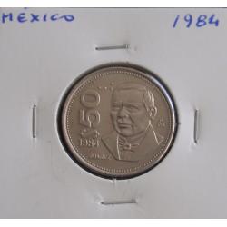 México - 50 Pesos - 1984
