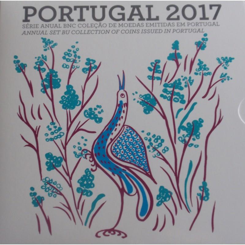 Portugal - Série Anual - 2017 - BNC
