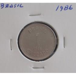 Brasil - 1 Cruzado - 1986