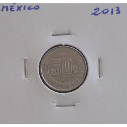 México - 50 Centavos - 2013