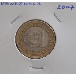 Venezuela - 1 Boliver - 2007