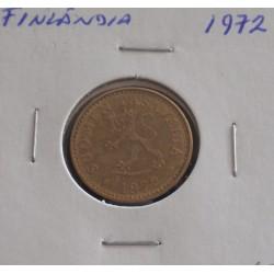 Finlândia - 10 Pennia - 1972