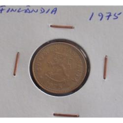 Finlândia - 10 Pennia - 1975