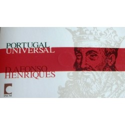 Portugal - 1/4 Euro - 2006 - Afonso Henriques - Ouro