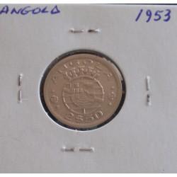 Angola - 2,50 Escudos - 1953