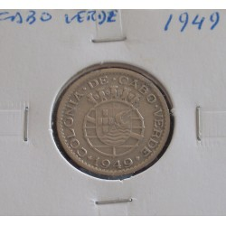 Cabo Verde - 50 Centavos - 1949