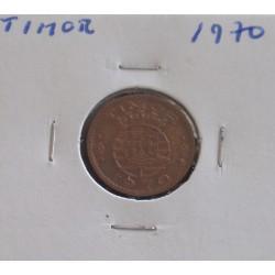 Timor - 20 Centavos - 1970